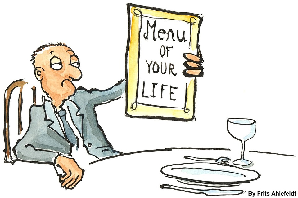 Are You Hungry for #GettingYourOwnLife? (cut out distractions)