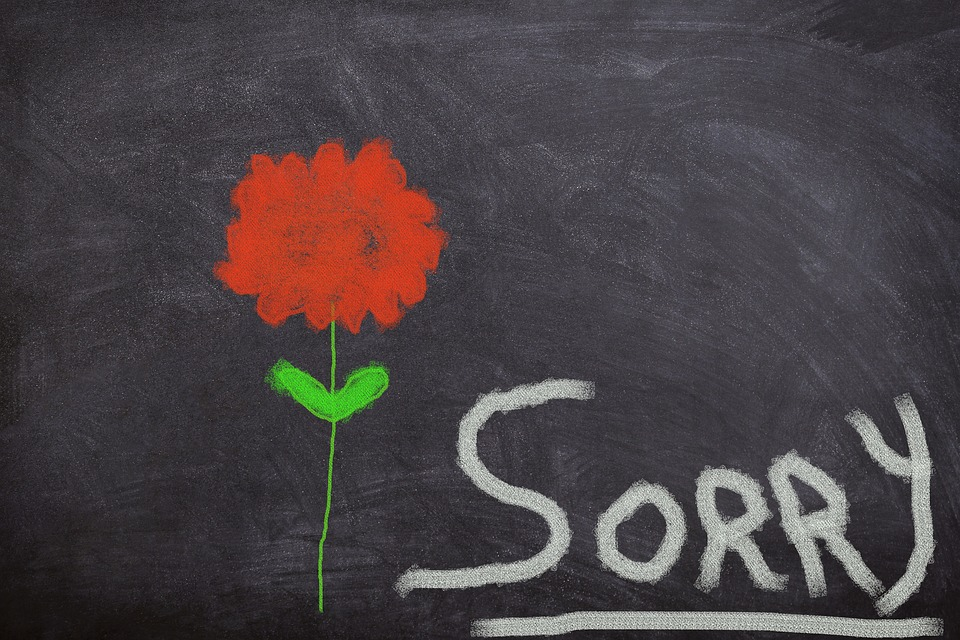 My 100-Day Plan, Day 56: Really Forgive, part one (why forgive?)