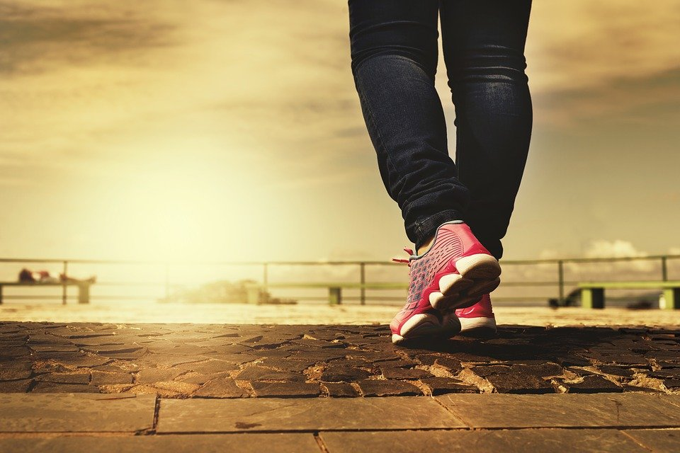 My 100-Day Plan, Day 42: Faith Requires Feet