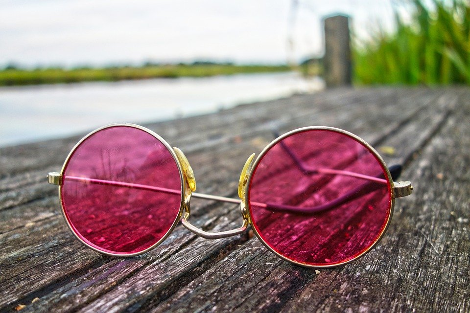 My 100-Day Plan, Day 51: Rose-Colored Glasses in Relationships