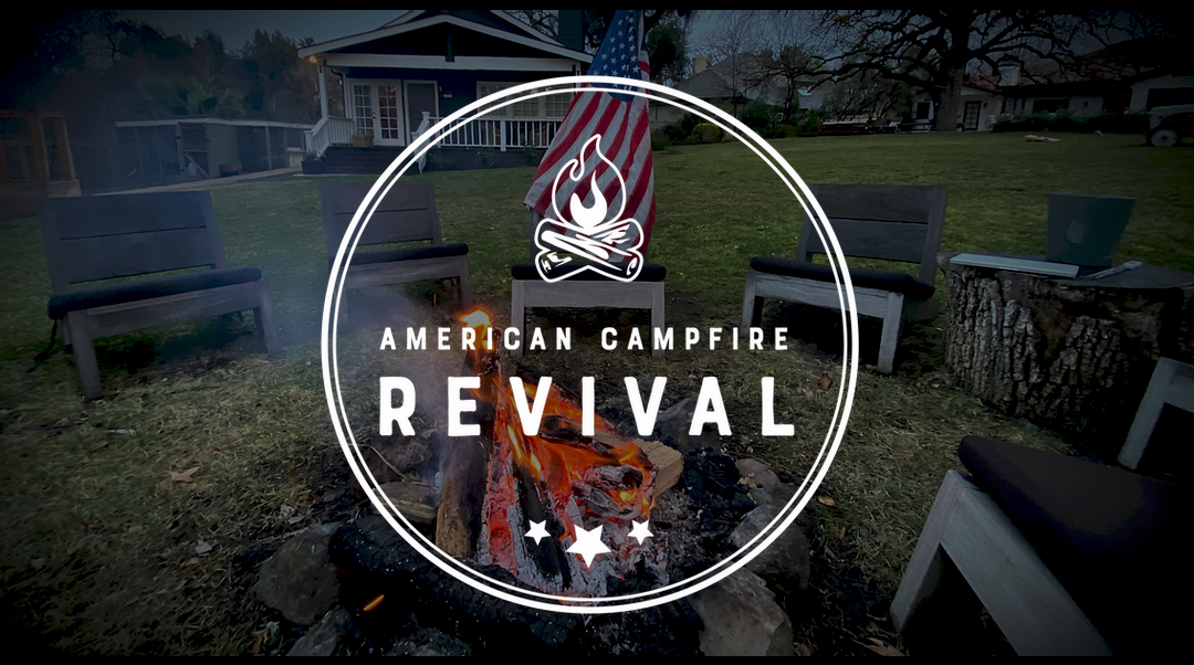 My 100-Day Plan, Day 73: 100th Day of the American Campfire Revival
